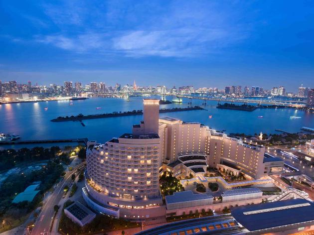 Hilton Tokyo Odaiba | Time Out Tokyo