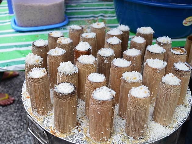 Putu bambu