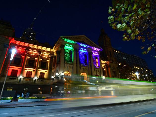 City of Melbourne Town Hall
