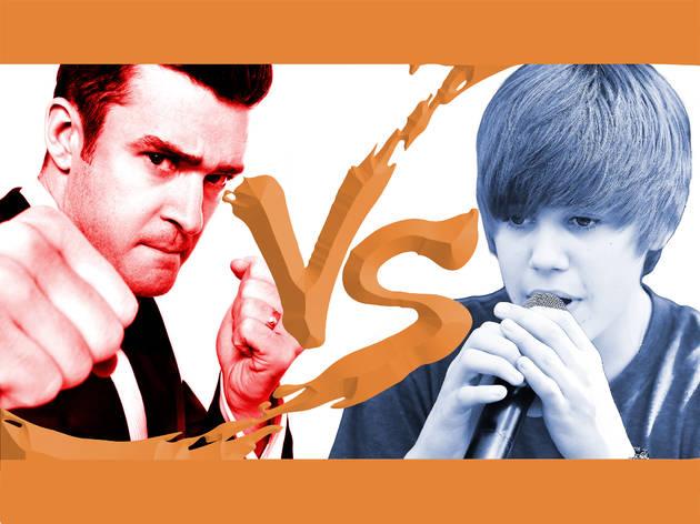 Justin vs Justin