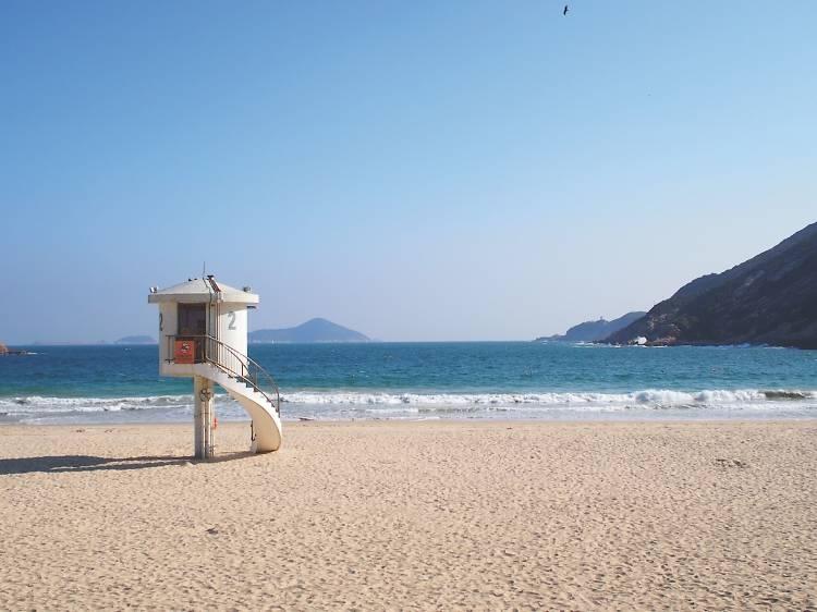 Organise a beach day