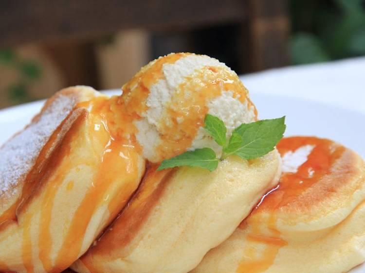 A Happy Pancake Shibuya