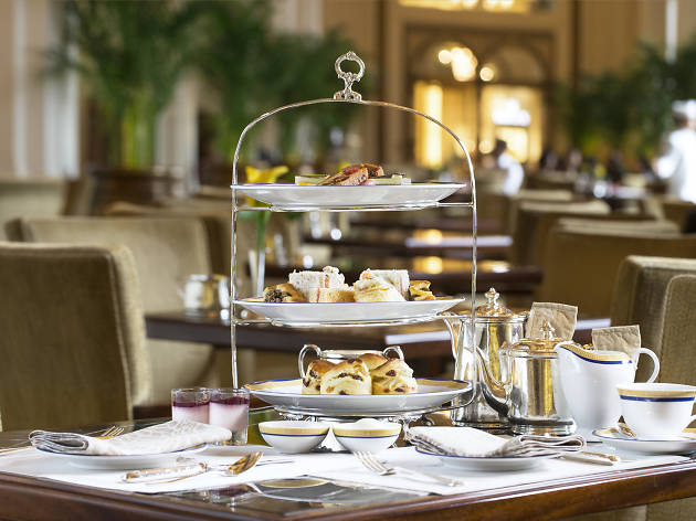 The Peninsula afternoon tea