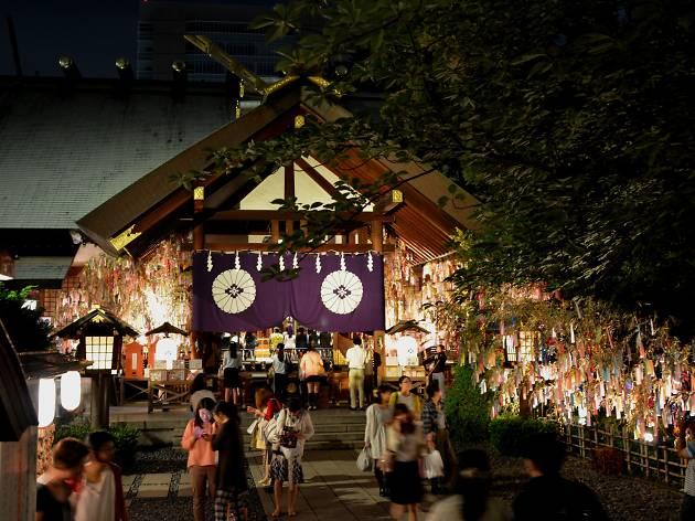 東京大神宮 七夕祈願祭