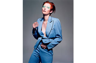(3. Tilda Swinton, Vogue Italia, February 2003 © Craig McDean, Courtesy Art + Commerce)