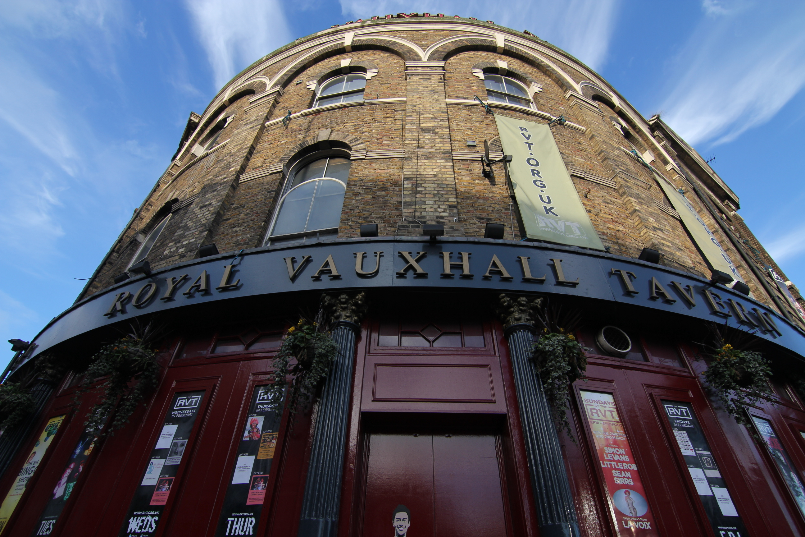 The Royal Vauxhall Tavern needs your help!