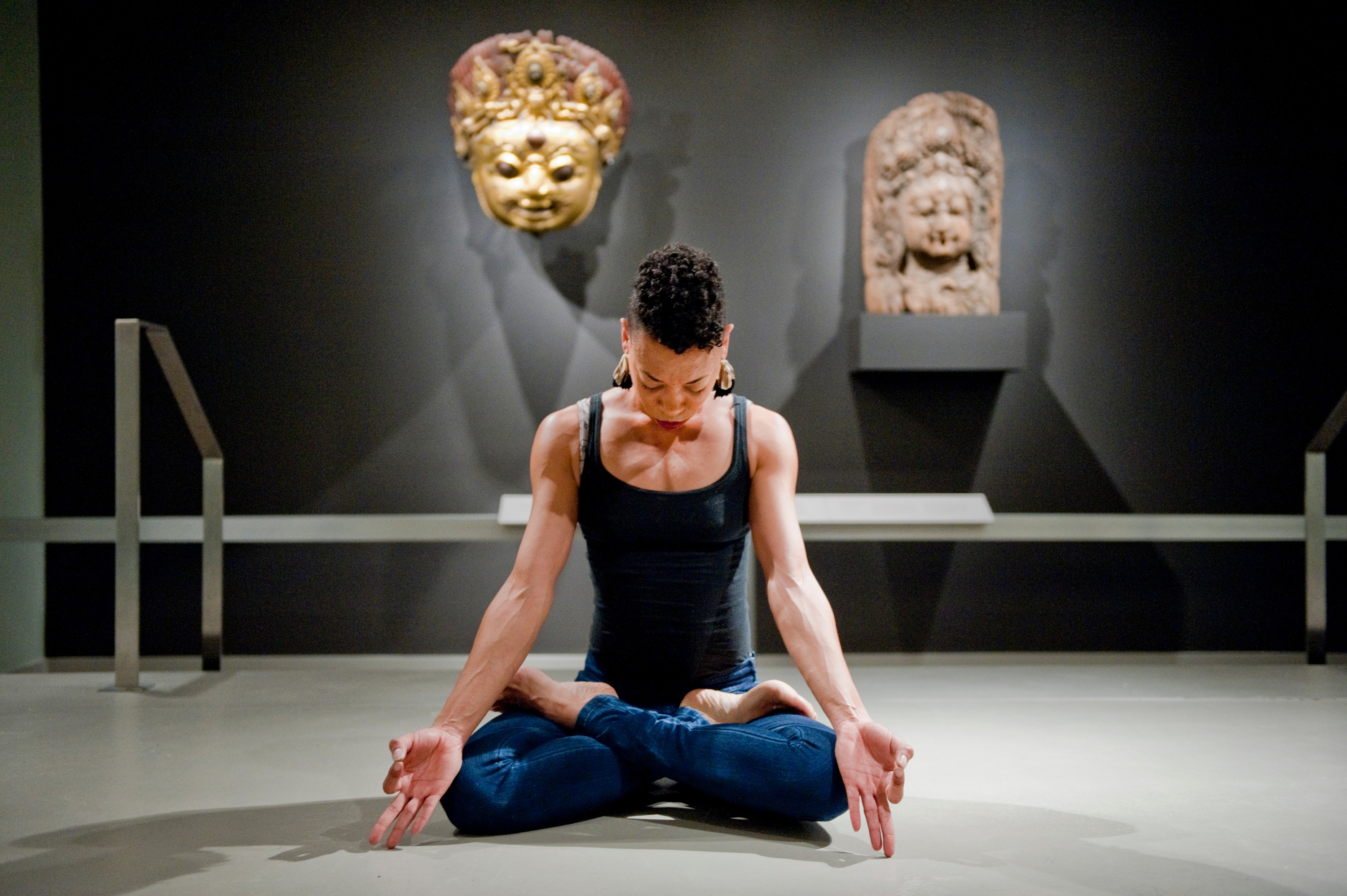 Mindfulness Meditation at the Rubin Museum