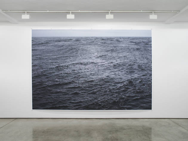 Wolfgang Tillmans The State We're In, A unframed inkjet print