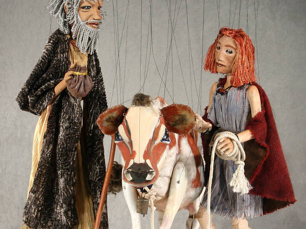 Jack and the Beanstalk: Maritime Marionettes