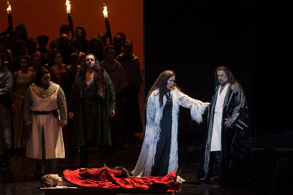 Macbeth Plácido Domingo