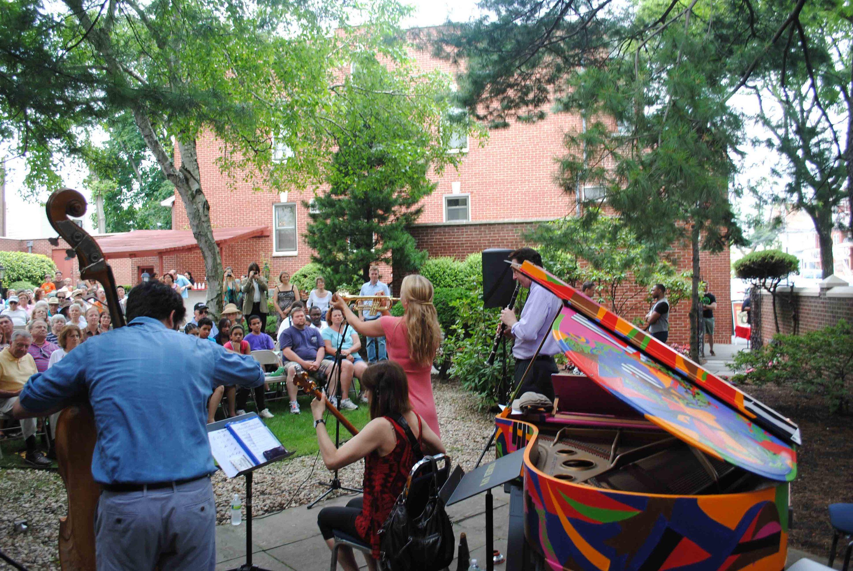 Hot Jazz / Cool Garden Summer Concert Series
