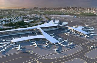 LaGuardia Airport renovation gets cool new renderings