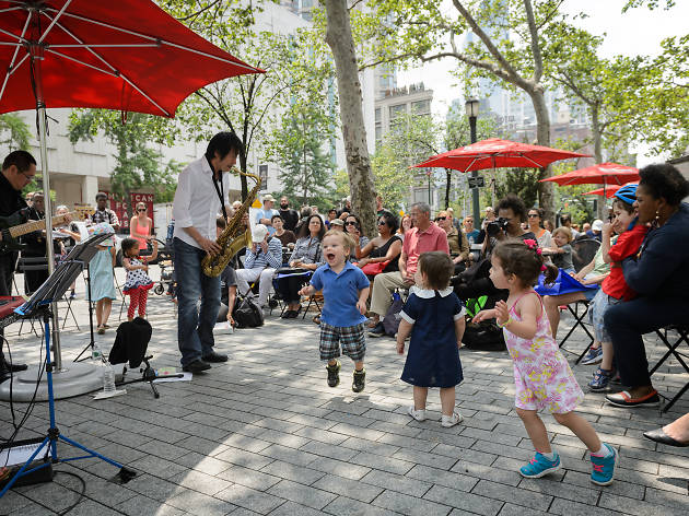 Lunchtime Summer Concert Series