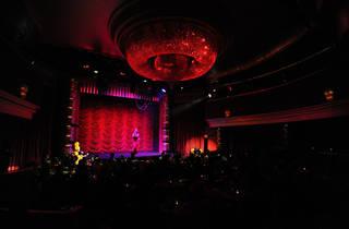 C'est Rouge at Faena Theater