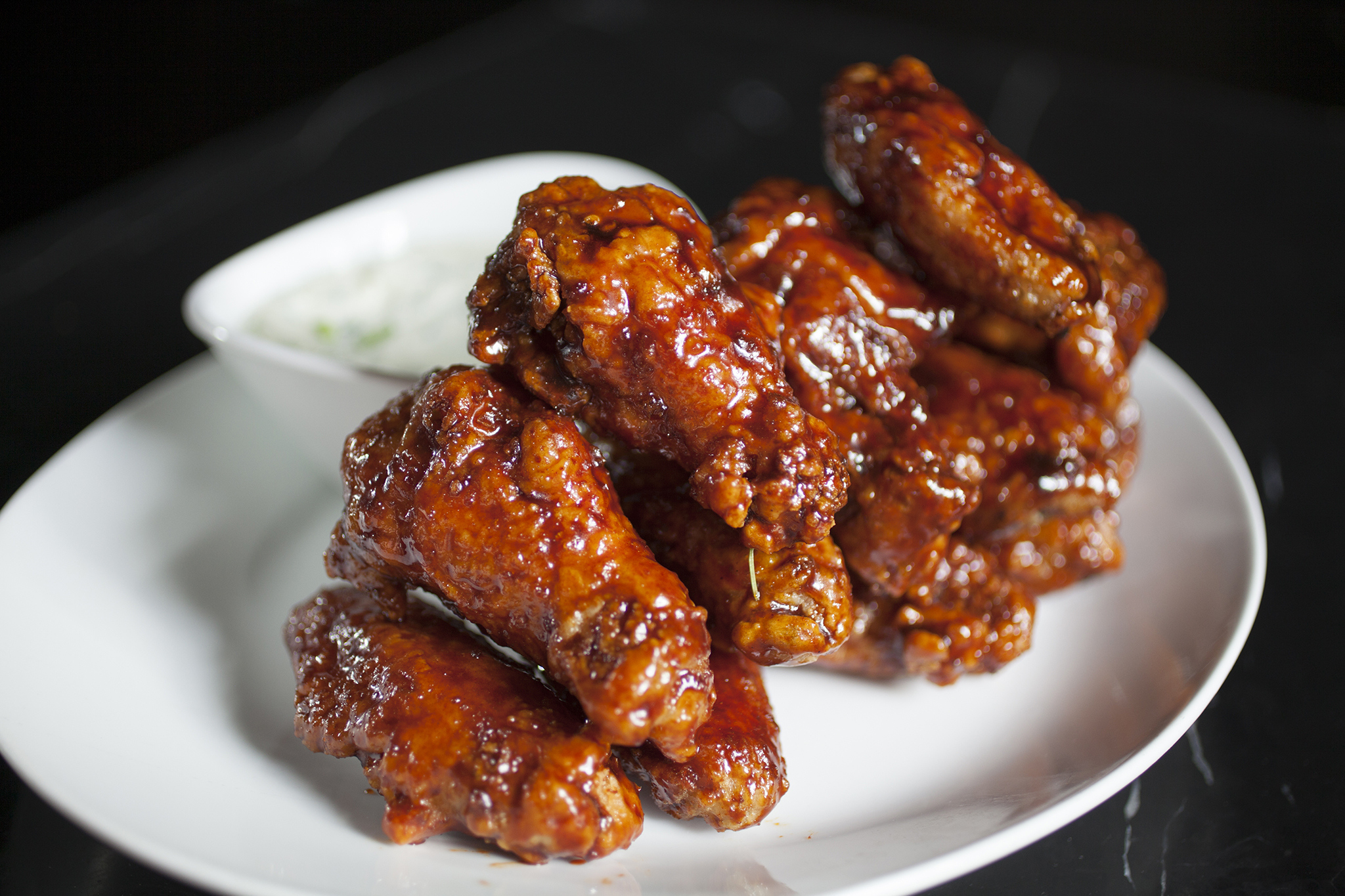 The best wings in NYC