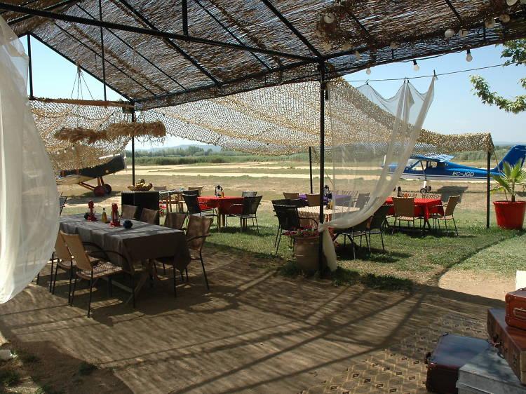 Bar-Restaurant Aeroclub Empordà
