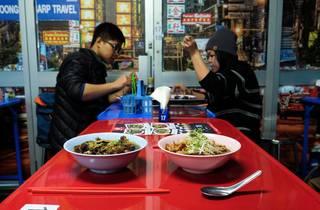 Noodles at Soi 38