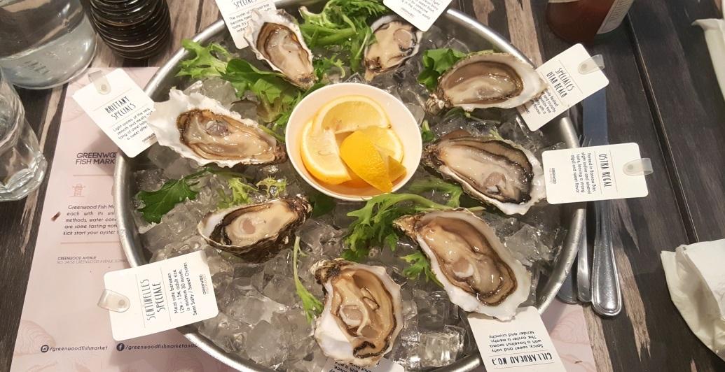 World Oyster Festival