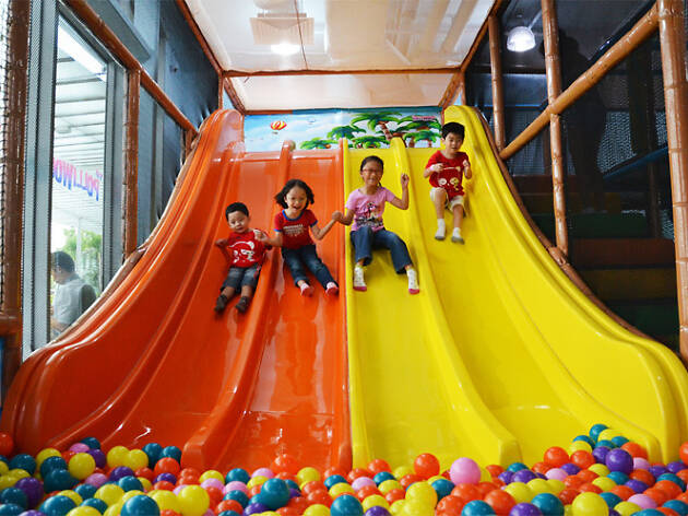 The best places for toddlers under 5 in Singapore
