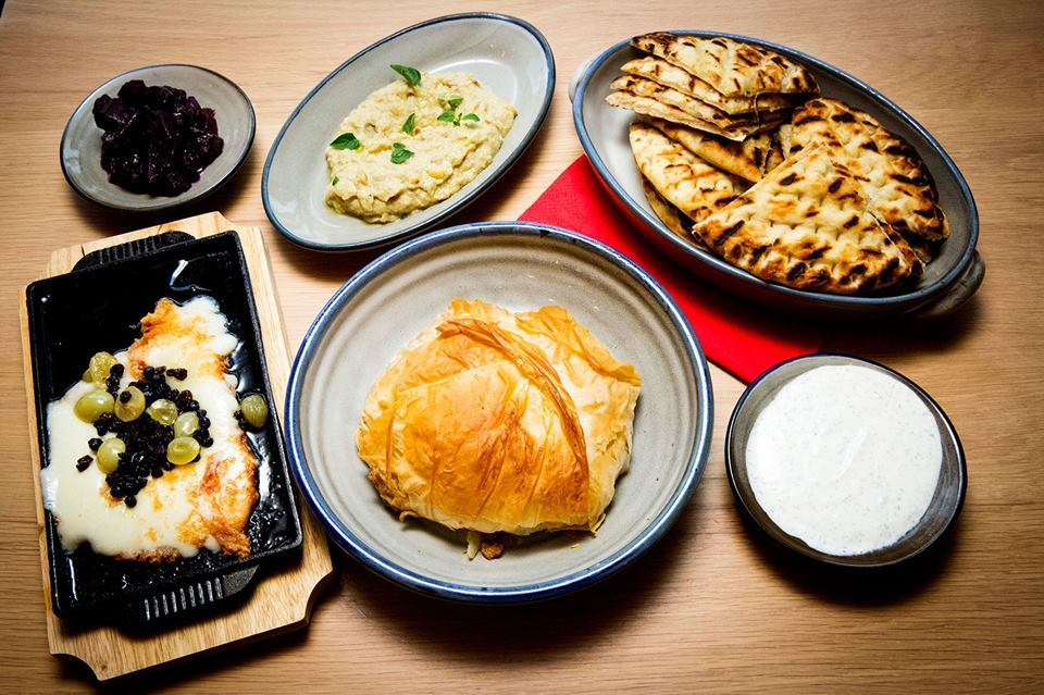 Win a $200 voucher to Hellenic Republic Kew