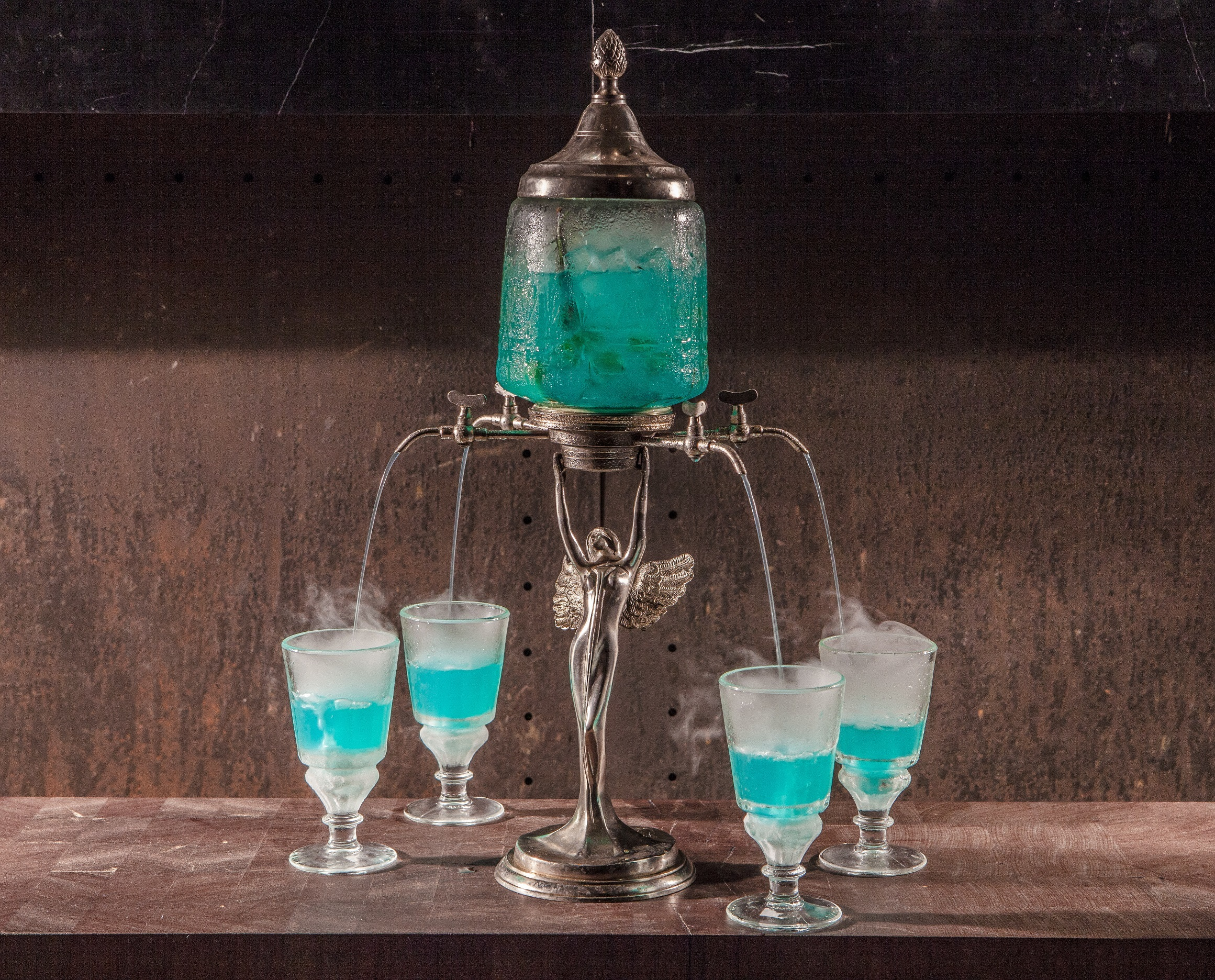 Blue Absinthe Fairy