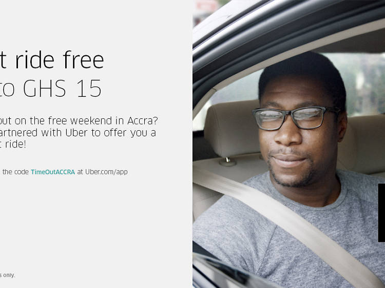 Uber arrives in Accra, partners Time Out