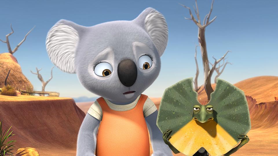 Ten best films for kids this summer: Blinky Bill