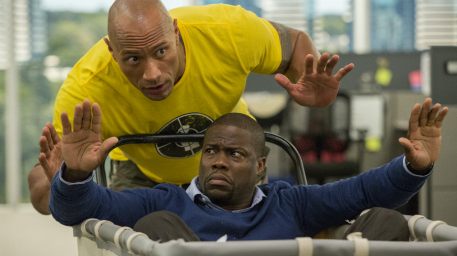 Ten best films for kids this summer: Central Intelligence