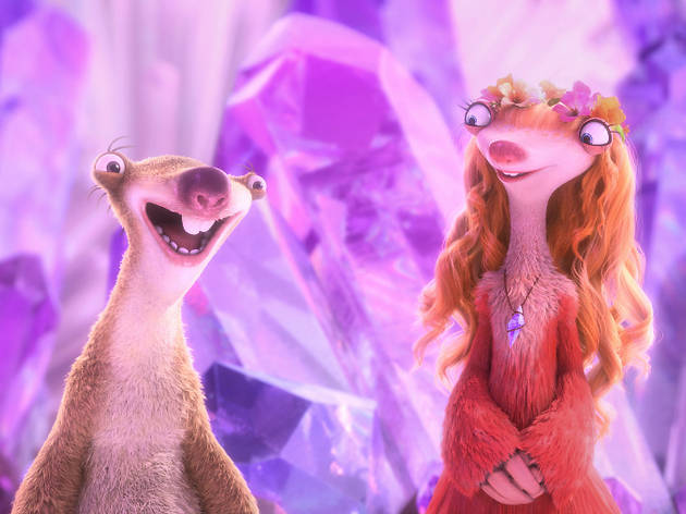 Ten best films for kids this summer: Ice Age Collision Course