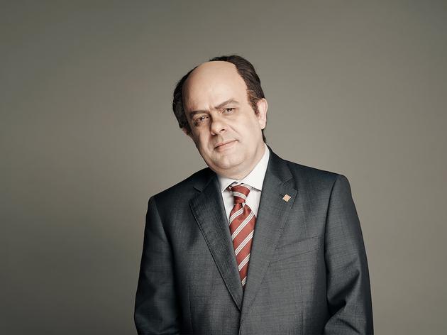 Jordi Pujol per David Bagès