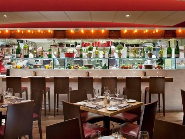 Bar Boulud at the Mandarin Oriental Hotel