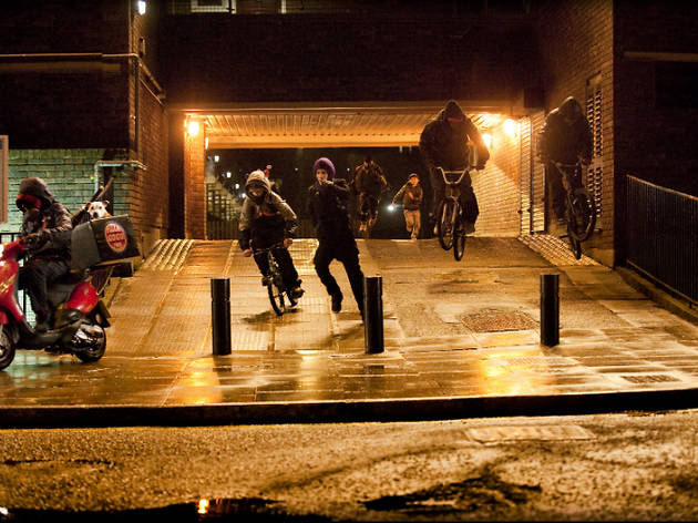 Scariest London Scenes Attack the Block
