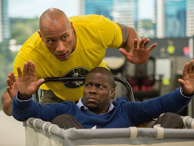 Film ● Central Intelligence