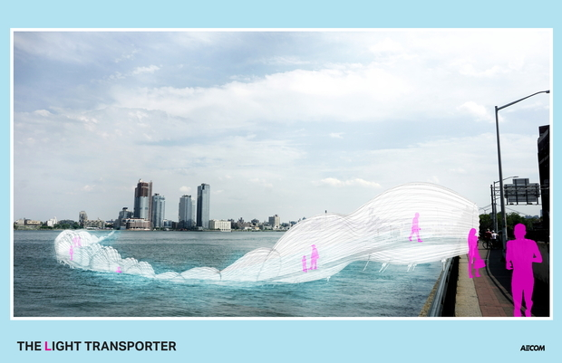 Proposals for L Train alternatives include giant inflatable tunnel across the East River