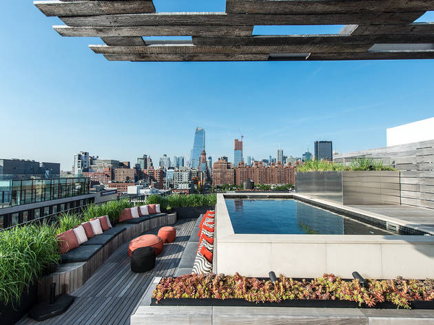 Check out photos of these mind-blowing NYC private rooftops