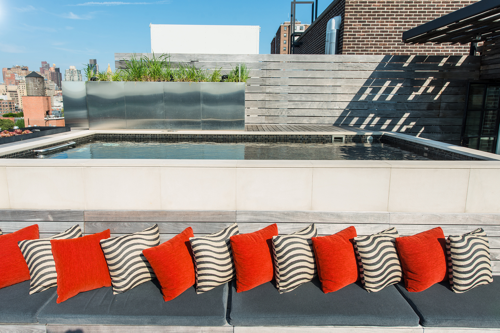 Check out these mind-blowing NYC residential rooftops