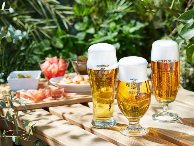 Futako Tamagawa Rise Beer Farm