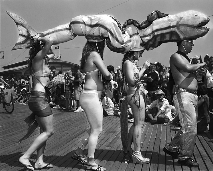 Check out 20 years of Coney Island's Mermaid Parade in photos