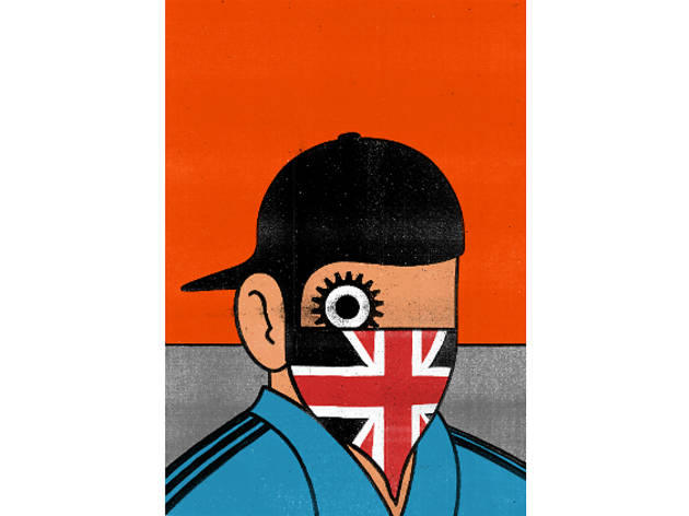 Paul Insect (A CLOCKWORK BRITAIN © Paul Insect)