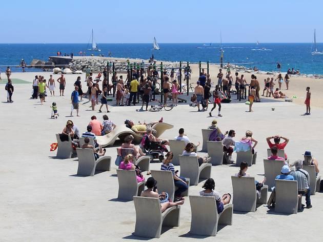 Els millors punts turístics on fer esport a Barcelona