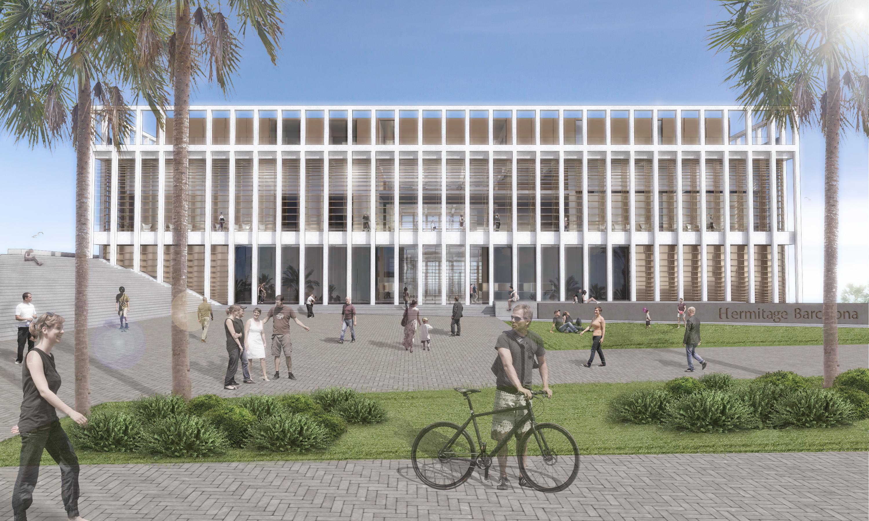 L'Hermitage, a Barcelona el 2019