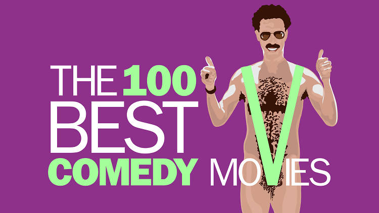 100 best comedy movies of all time
