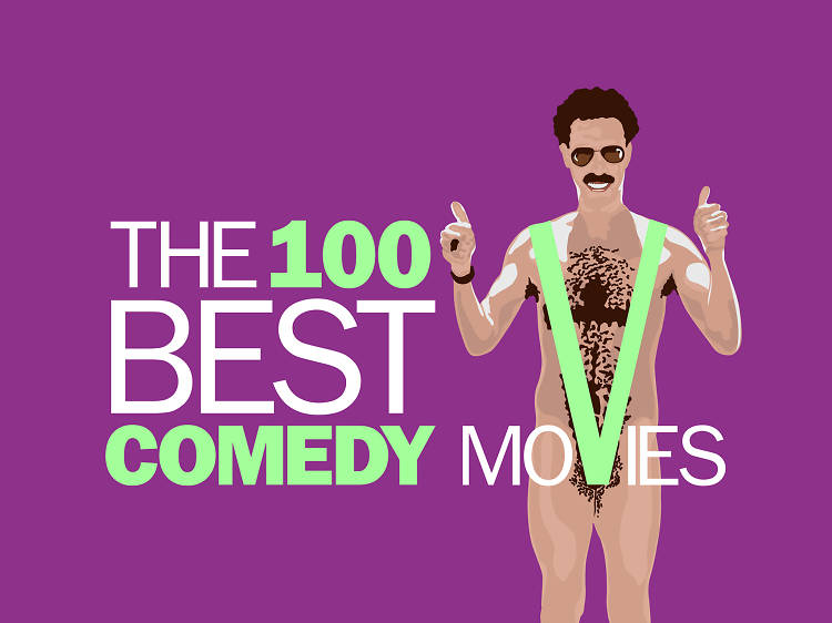 The 100 best comedy movies: the funniest films of all time