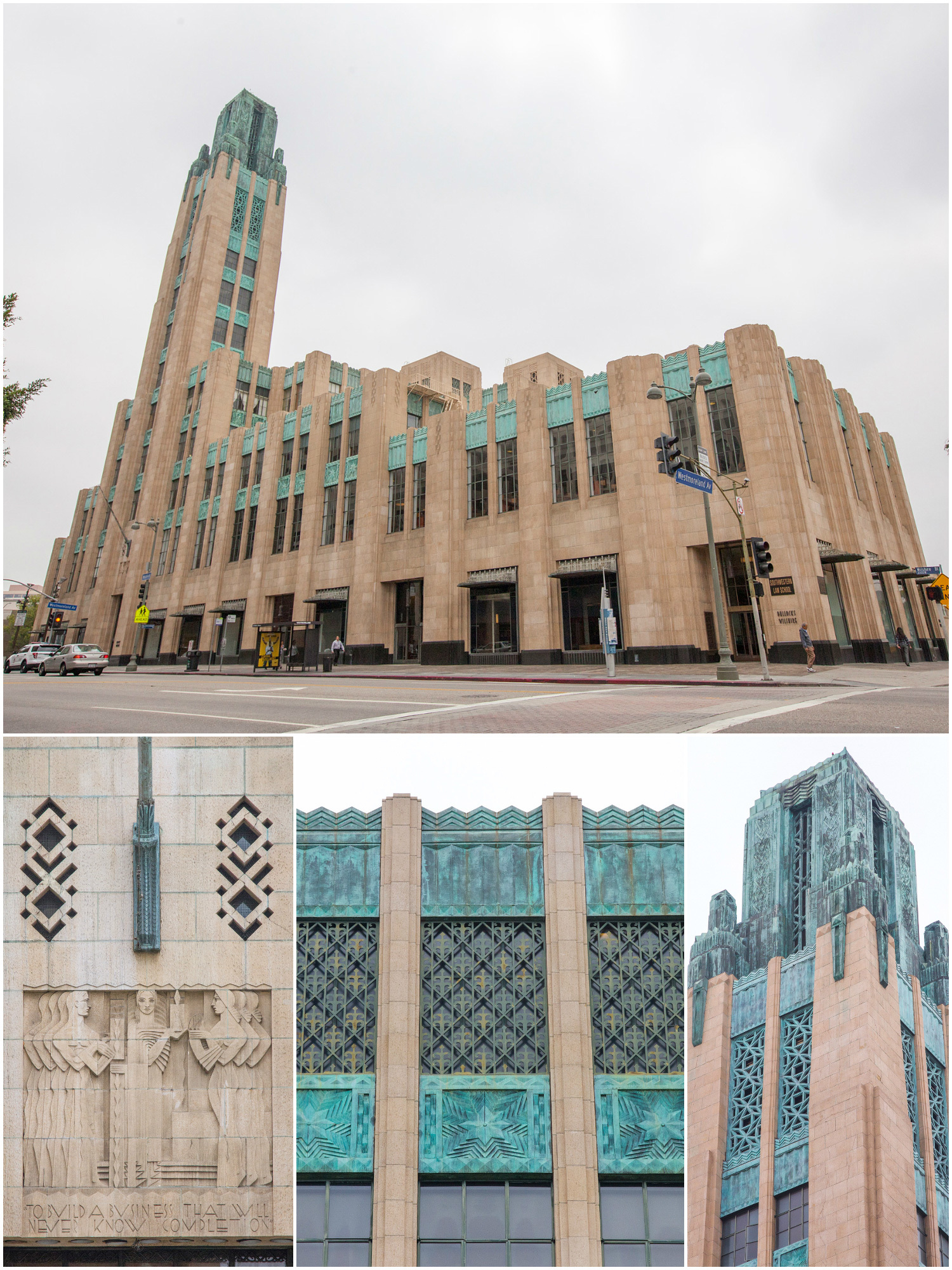 Art Deco Buildings: Art Deco Buildings In Los Angeles And Where To Find Them