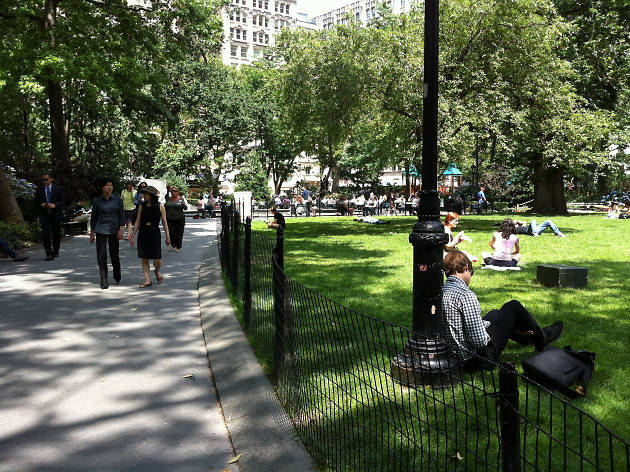 Interview your parent at a Facebook Live booth on Sunday in Madison Square Park