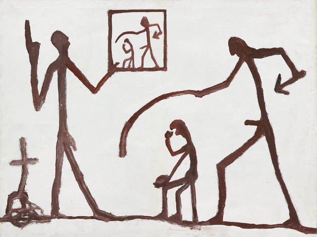 """""""A.R. Penck: Early Works"""""""