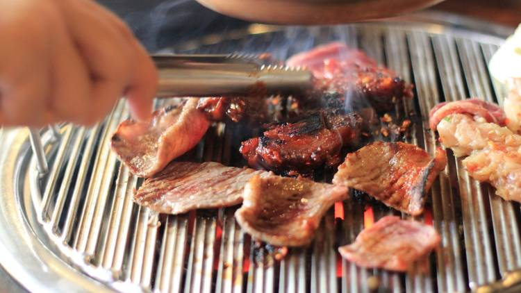 Generic Korean Barbecue
