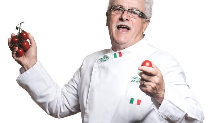 Alfonso Iaccarino, head chef at Macau's Don Alfonso 1890