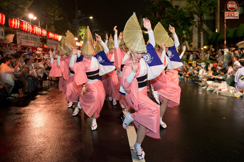 The best Tokyo summer festivals