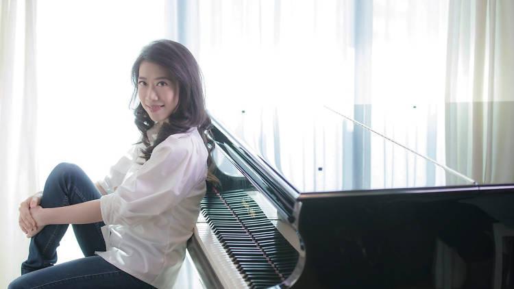 HK pianist Colleen Lee
